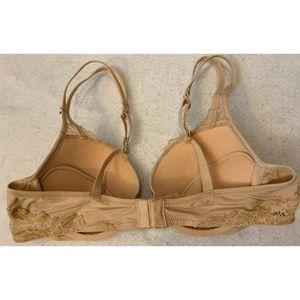 Olga Intimates & Sleepwear - Olga Nude Luxury Lift Contour Padded Bra Sz 34A